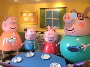 Peppa pig World toddlers
