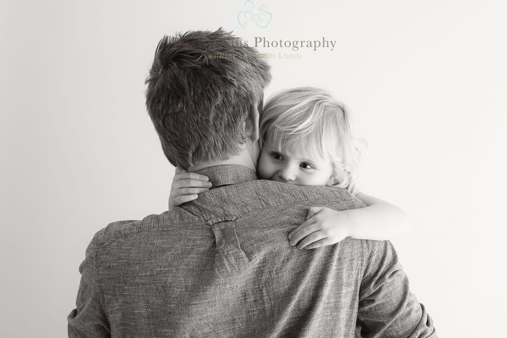 Daddy and me photoshoots