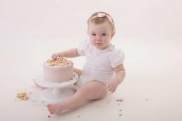 Cake smash photographer Norwich