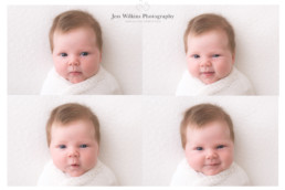 Photographing Your Newborn at home