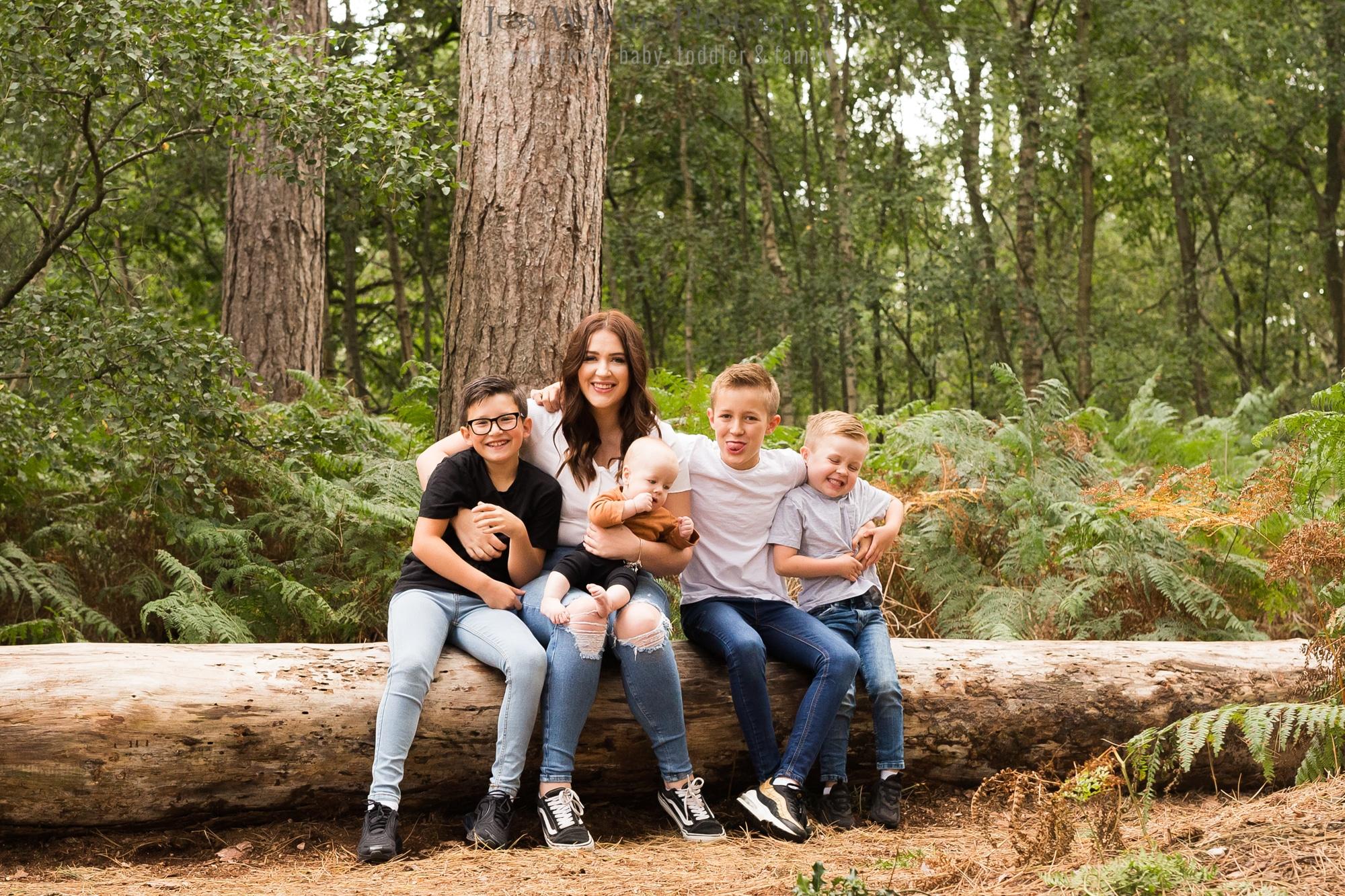 family photographer Norfolk